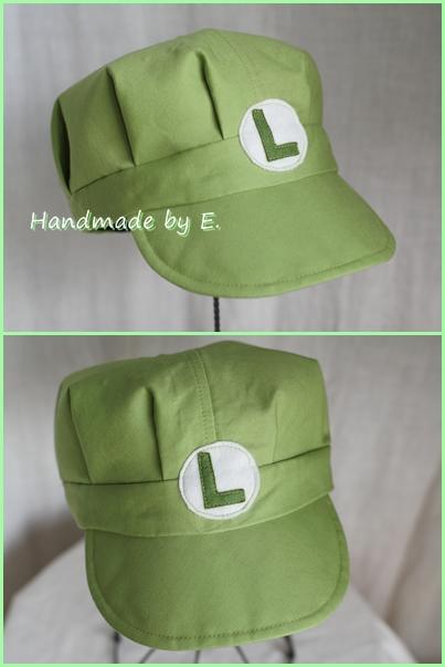 ルイージの帽子