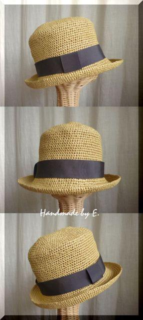 43 ネイプルイエローの帽子