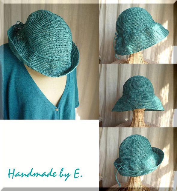 42 テールグリーンの帽子