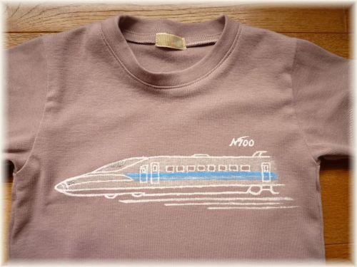 30 キッズシンプルTシャツ 110