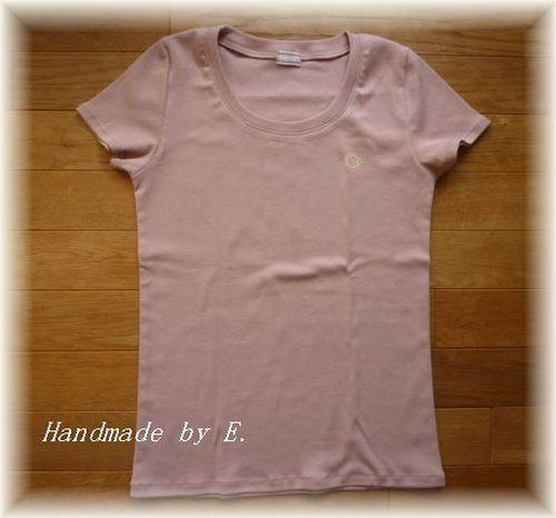27 シンプルTシャツ